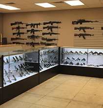 Retail Firearms Store and Gun Rentals